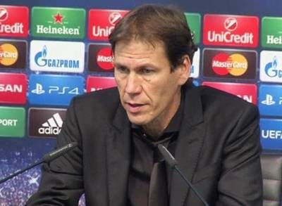 News video: Roma's 1-1 Draw Away to Man City Delights Rudi Garcia