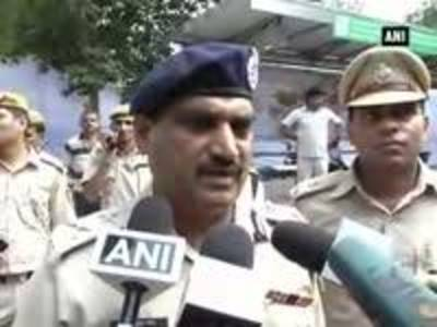 News video: Central Delhi under tight security for 'Swachh Bharat Abhiyan' launch