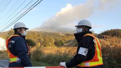 News video: Bodies Found On Japan Volcano, Raising Toll To 48